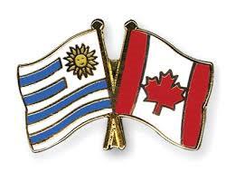 Relaciones Uruguay Canada