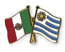 Relaciones Uruguay y Mexico