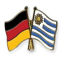Relaciones diplomaticas entre Uruguay y Alemania