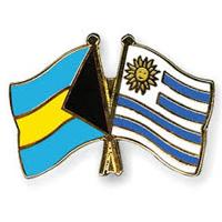 relaciones diplomaticas entre Uruguay y Bahamas