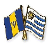 Relaciones diplomaticas entre Uruguay y Barbados