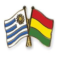 Relacines deplomaticas entre Uruguay y Bolivia