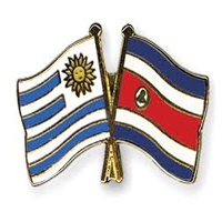 Relaciones diplomaticas entre Uruguay y Costa Rica