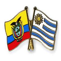 Relacines diplomaticas entre Uruguay y Ecuador