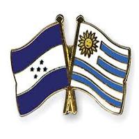 Relaciones diplomaticas entre Uruguay y Honduras