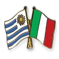 Relaciones diplomaticas entre uruguay y italia