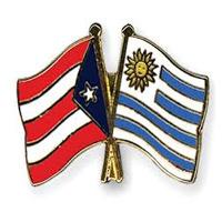 Relaciones diplomaticas entre Uruguay y Puerto Rico