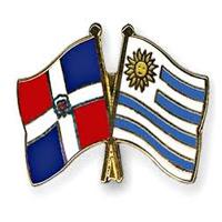 Relacines diplomaticas entre Uruguay y Republica Dominicana