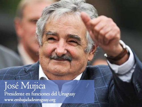 José Mujica, Presidente del Uruguay
